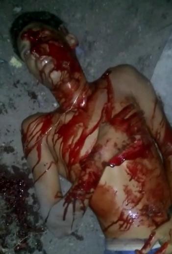 Bloody Crimes Scenes Happened Today in Brazil