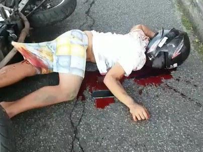 Helmet Didn't Work too Well .....