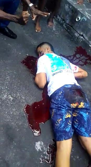 Bloody Crime Scene Happened Today in Brazil...