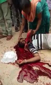 Bloody Crime Scene Happened this Week in India