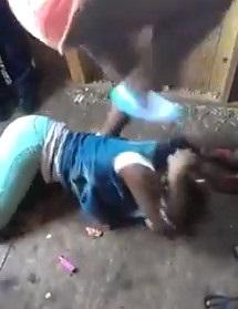 Crazy Bitches Fighting