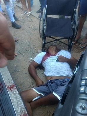 Man in Wheelchair Killed by Drug Dealers