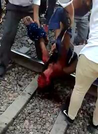 Train Track Suicide