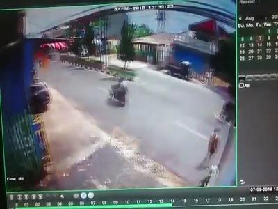 Accident Caught on Camera V