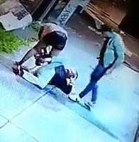 Violent Robbery