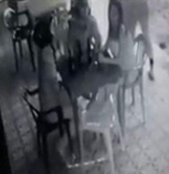 Girl Killed in Medellin by Two Hitman