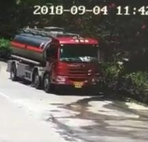 Horrific Accident caught on CCTV