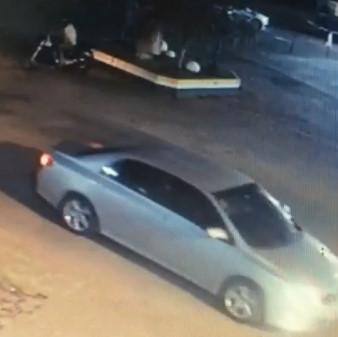Girl Crossing Street Hit by Car Thrown Like a Rag Doll