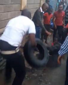 Mercy Shown for Village Thief