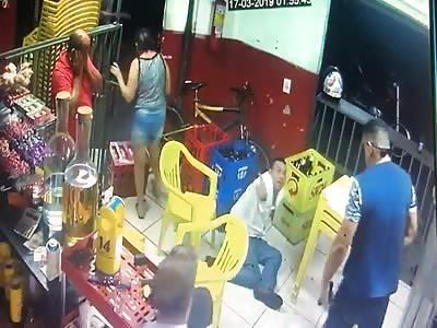 Off Duty Cop Shot Dead Inside Bar