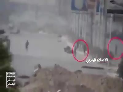 War in yemen (alsahelghrbi)