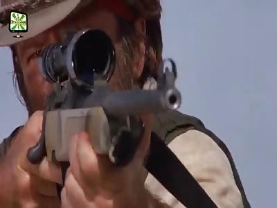 Chuck Norris Sniper Spree!