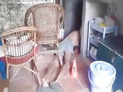 Man found dead in his apartment