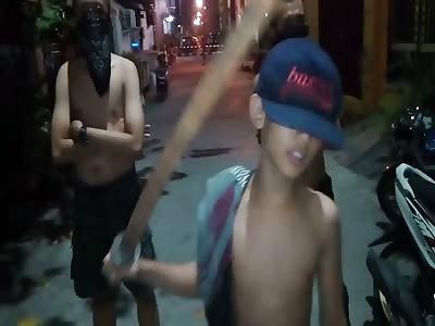 Hardcore gangsters