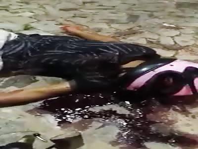Motorcyclist was shot dead