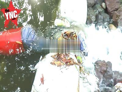 Body found in a river