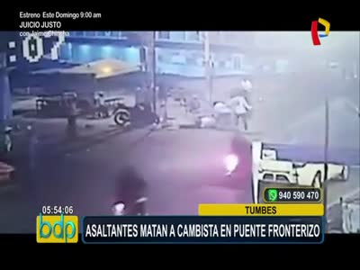 Money Exchanger Brutally Murdered in Equador