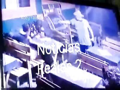Brutal Double Homicide at a Bar