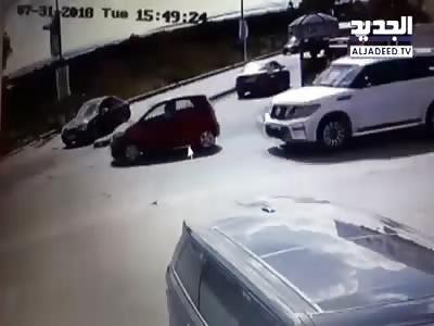 Traffic Cop Ran Over