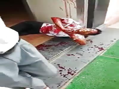 Railway Guard Brutally Stabbed in Fulera Jaipur