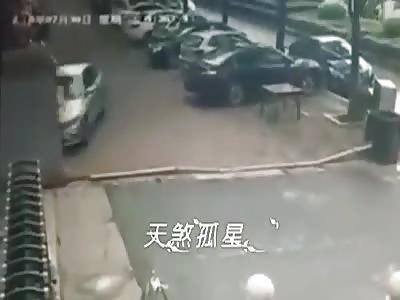 Normal Chinese Parking Method
