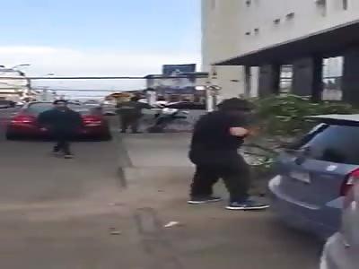 Ecuadorian Man Jumps to his Death in Iquique city , Chile