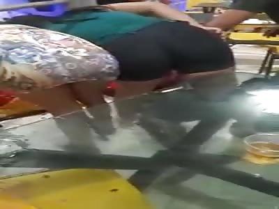 Murder Scene in Parauapebas-pa