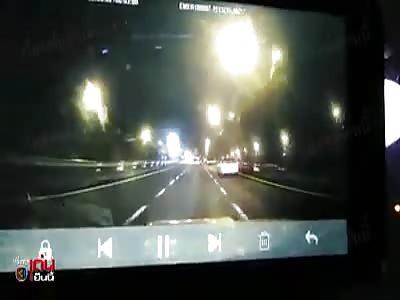 Damn!! (Dashcam Impact)