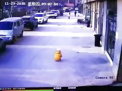 Kid Meets Taxi