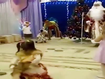 Santa Dies for Xmas