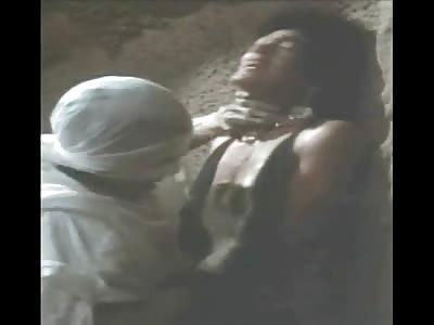 zombie eats ebony boobs-tync