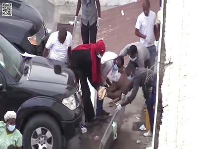 Journalist captures shocking images in Morgue of Luanda