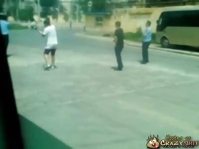 Cops Vs Knives