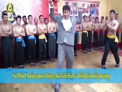 Top Vietnamese Mater Kungfu