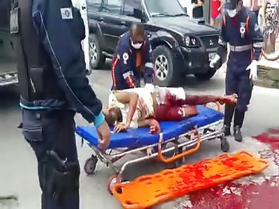 Homicide in brazil