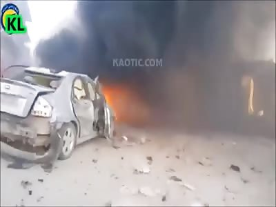Destruction, murder, conflict .... damn world