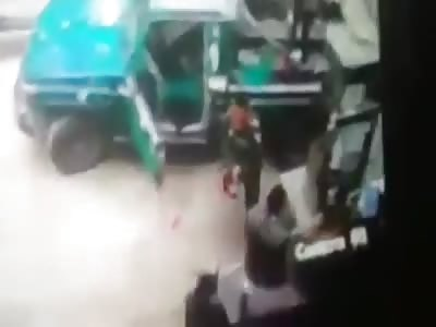 murder with an AK-47