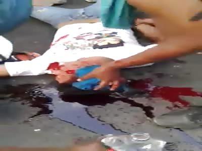 Man killed in Nicaragua