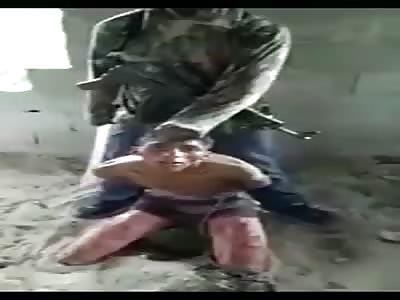 (Repost) Sinaloa Drugs cartel behead rival