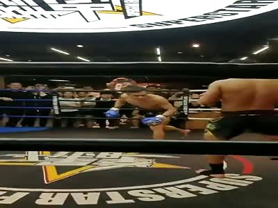 MMA - Break a Leg