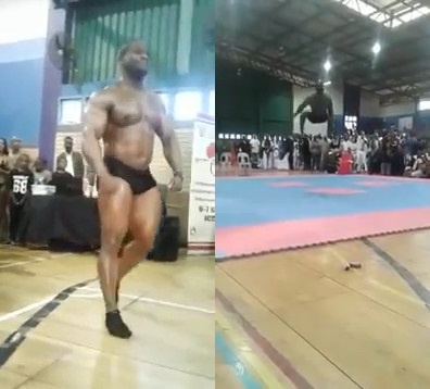 Bodybuilder Breaks His Neck and Dies after Backflip Gone Wrong