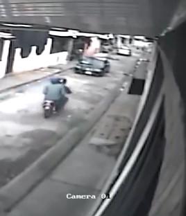 Older Man shot to Death by Hitman