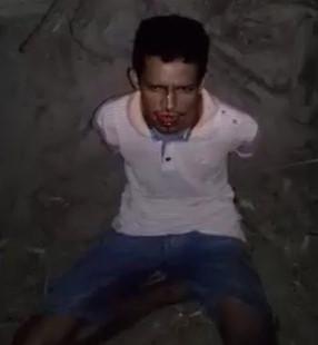 New Execution in Brazilian Favela (Headshot)