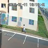 CCTV MURDER