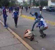 Short lynching video