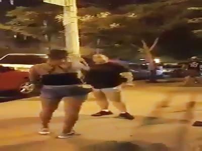 Deaf fight