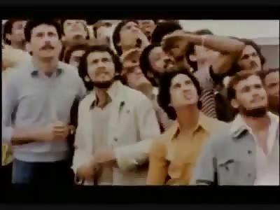 Old vid...Fire in the Joelma Building (1974-Brazil)