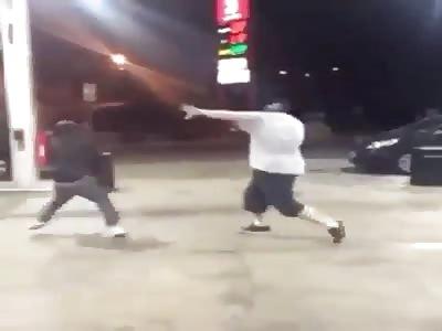 Nigga vs white