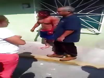 thief punished México