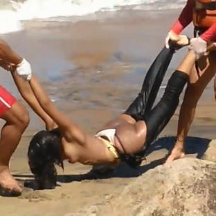 Sudden End of Life in Brazilian Sea